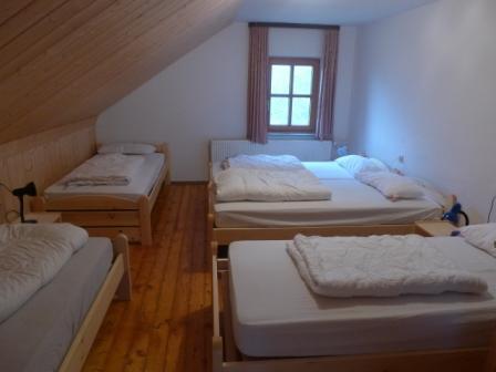 5er Zimmer von links